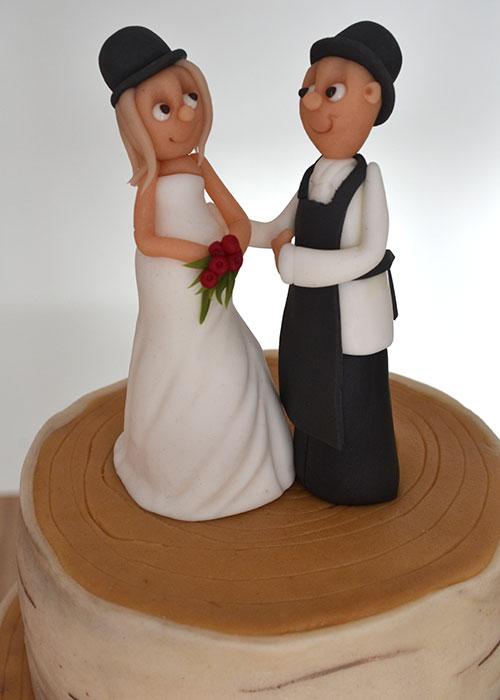 Brudepar-trae