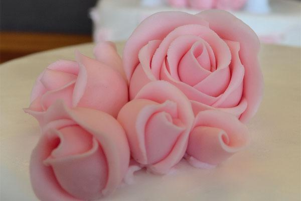 Lyserøde-roser
