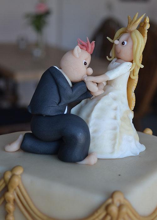 Prinsesse_brudepar