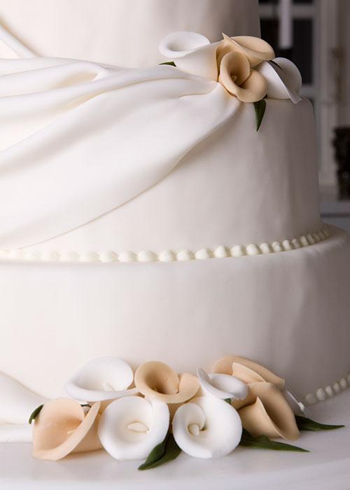 Romatisk-dekoraton-på-kage
