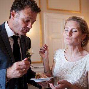 200 brudepar har fået kage i 2014